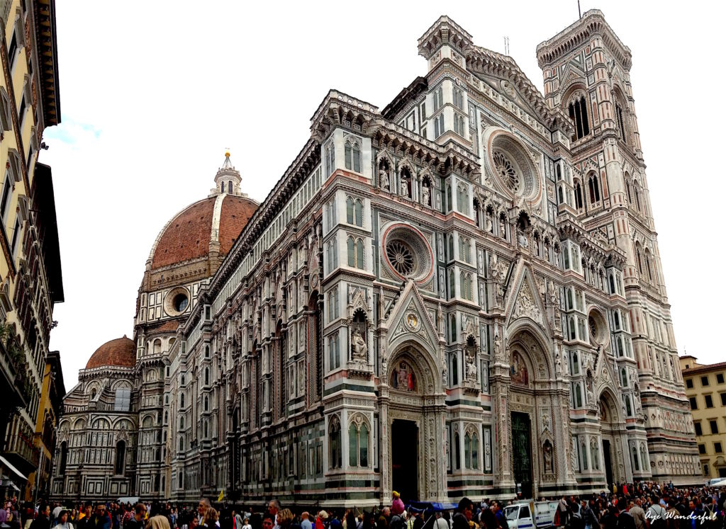 Walking tour of Florence - travel inspiration for 2017