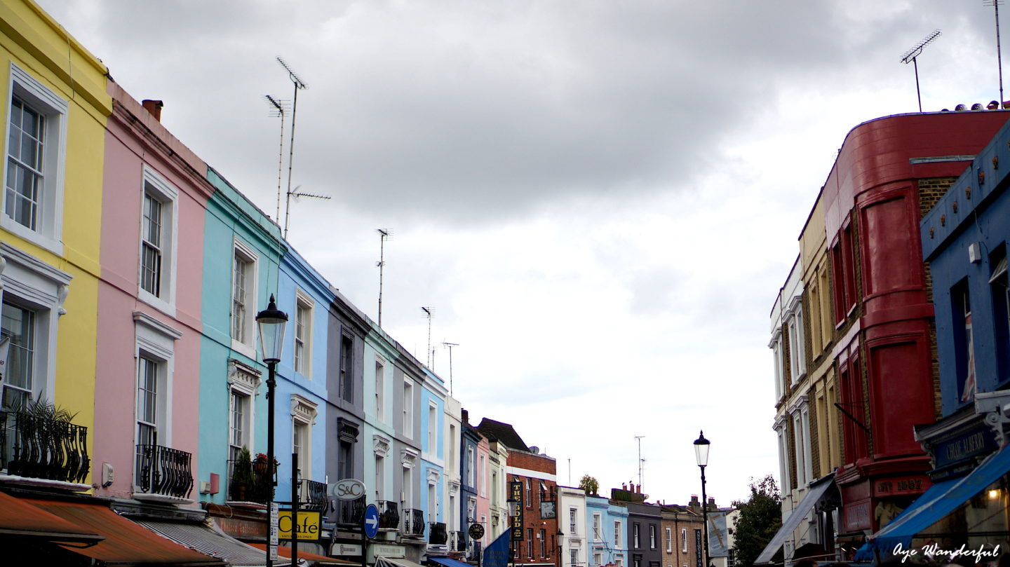 Notting Hill in 20 Photos