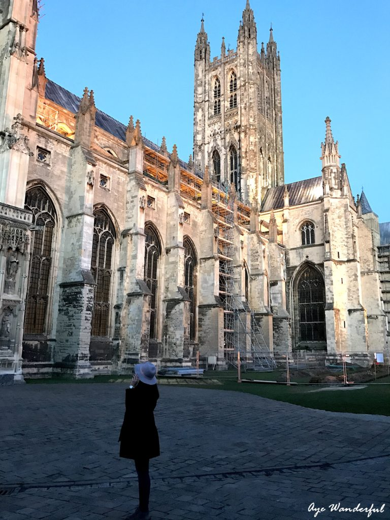 Day out in Canterbury