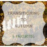 Autumn Favourites