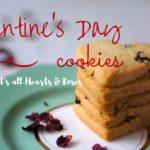 Valentine's Day Cookies Recipe