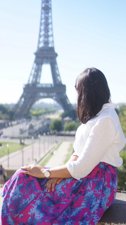 Paris: Top 5 Spots for that Perfect Eiffel Shot