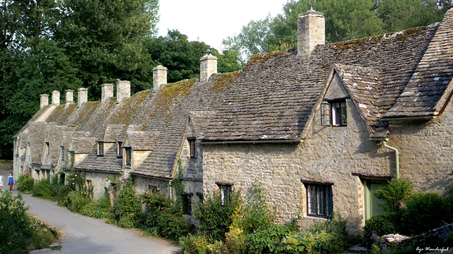 Bibury Day Trip: Is it One of the Prettiest English Villages?