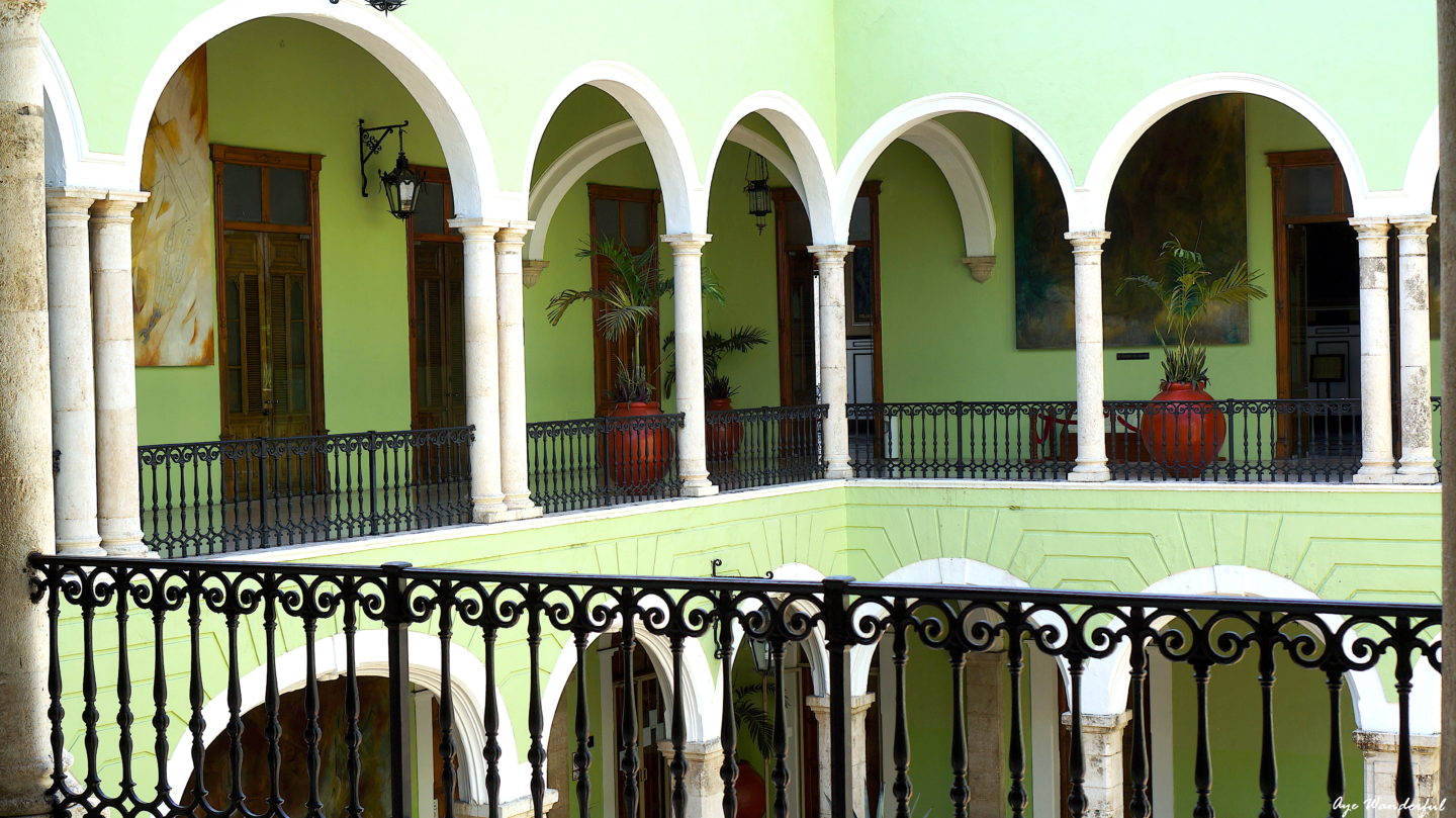 Palacio de Gobierno   Merida Travel Guide   Things to do   Where to stay   What to eat   Restaurants   Transportation   Day Trips   Merida Mexico