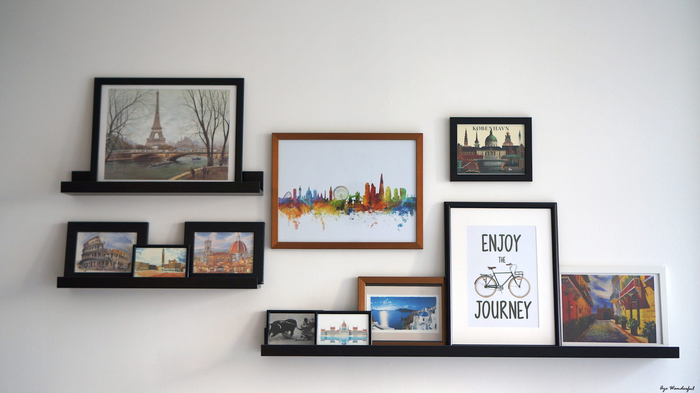 Interior Inspiration: Using Travel Souvenirs In Home Decor