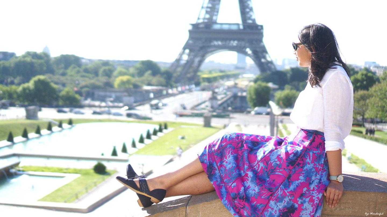 Travel Inspiration | Paris | Eiffel Tower | Read more on www.ayewanderful.com