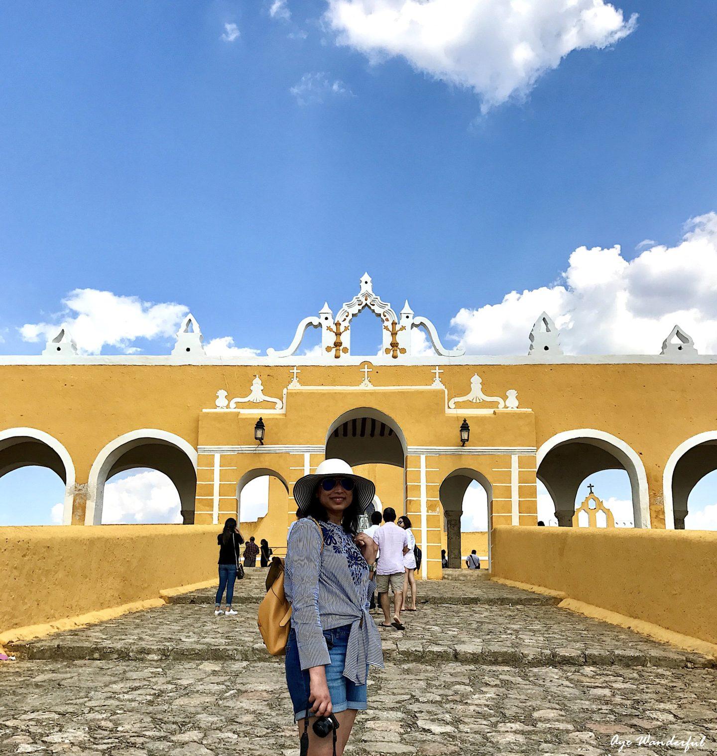 Travel Inspiration | Izamal | Mexico | Read more on www.ayewanderful.com