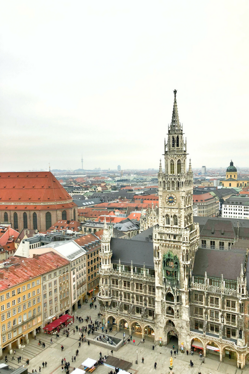 ​Top 10 Things to do in Munich