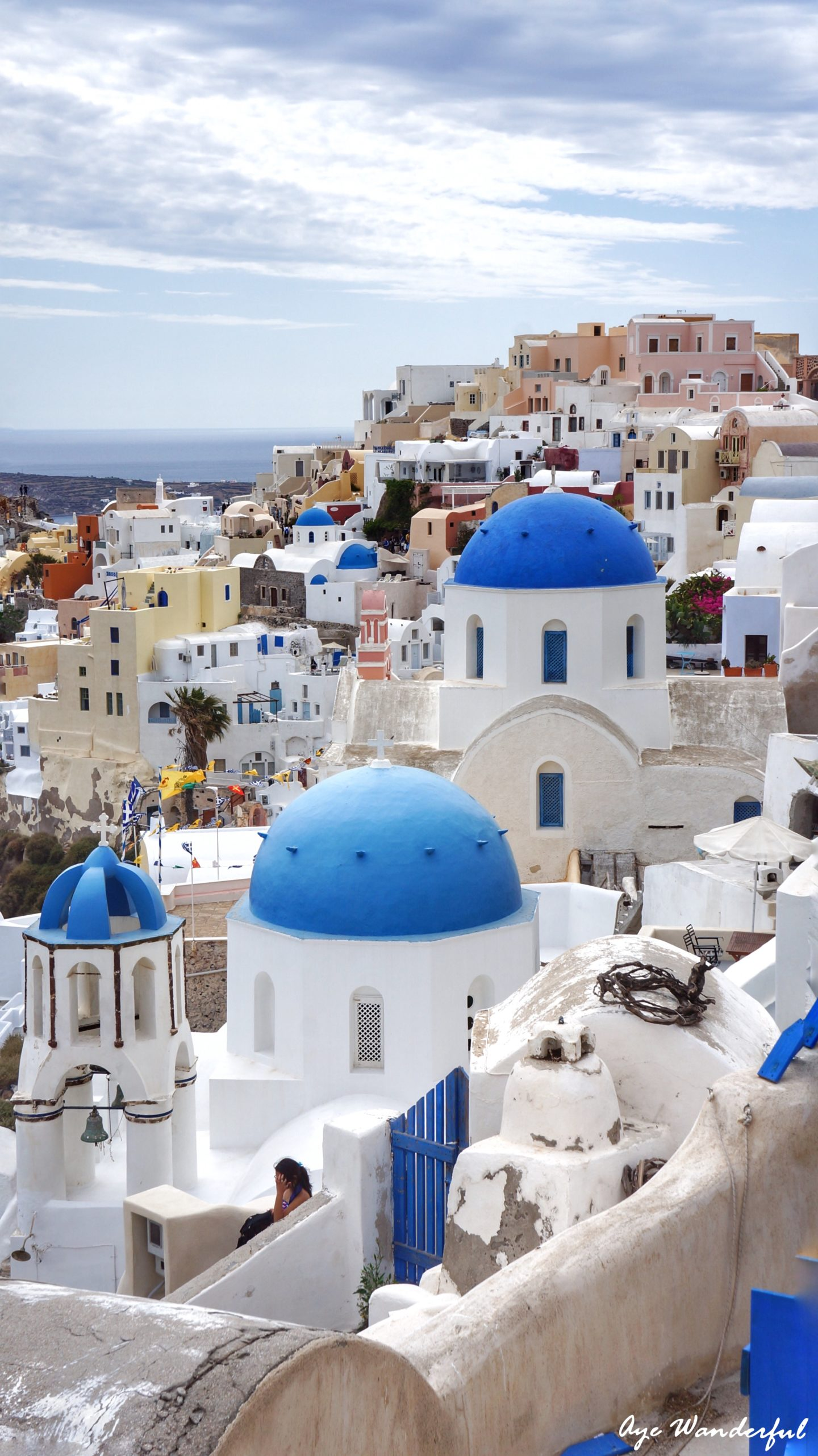 10 Photos that will make you want to visit Santorini | Santorini Photo Diary | Read more on www.ayewanderful.com