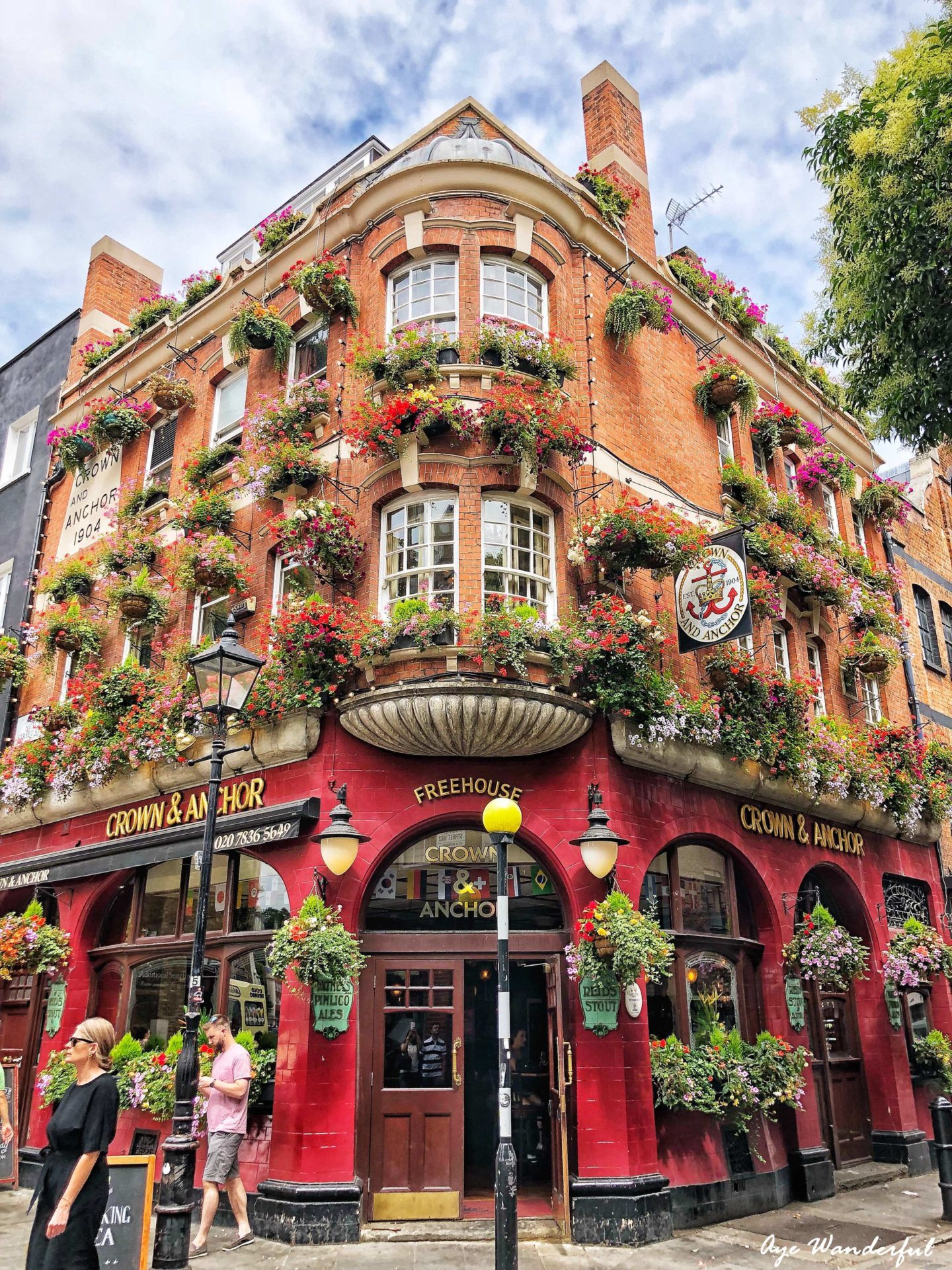 Covent Garden Area Guide - Food, Shopping and Culture - Aye Wanderful