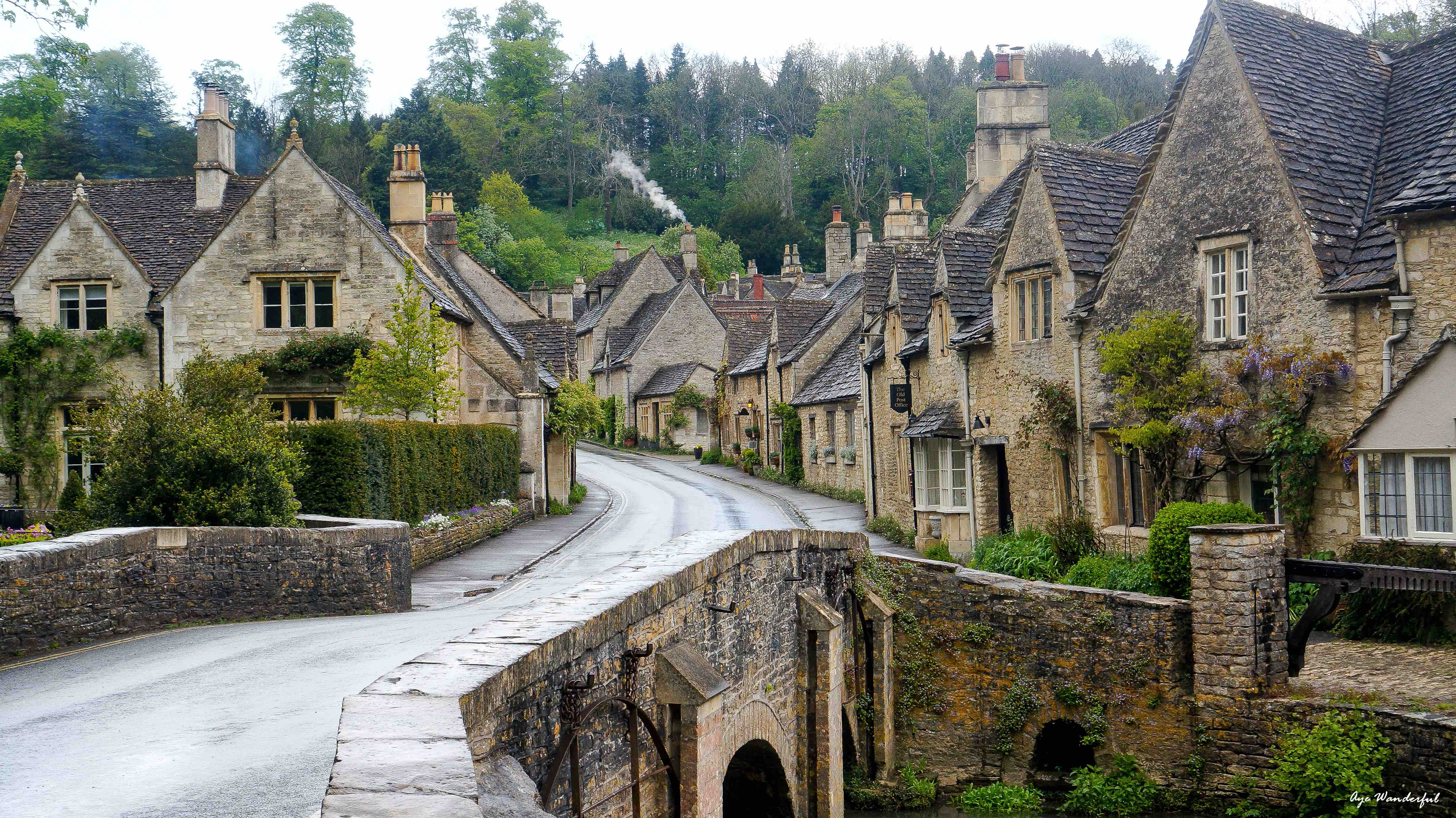 Castle Combe: Day trip from London to Cotswolds - Aye Wanderful